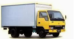 Jasa Pindahan Truck Box Double