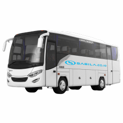 Sewa Bus Medium 30 Seat Jogja
