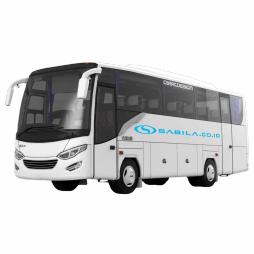 Sewa Bus Medium 25 Seat Kulonprogo